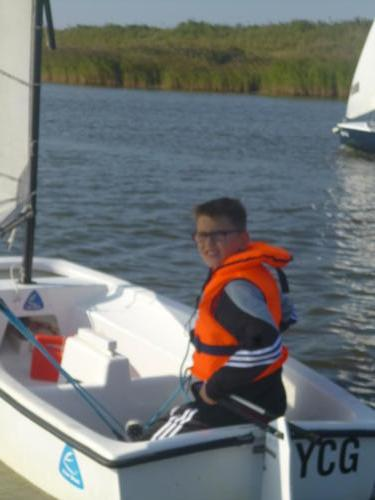 Segeltour zur  Schleuse mit  Übernachtung 2014 (10)
