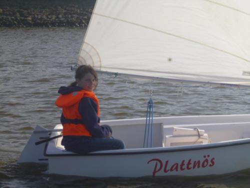 Segeltour zur  Schleuse mit  Übernachtung 2014 (17)