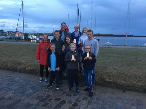 Jugendsegeln Borkum 2018 (1)