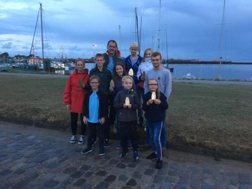 Jugendsegeln Borkum 2018 (2)